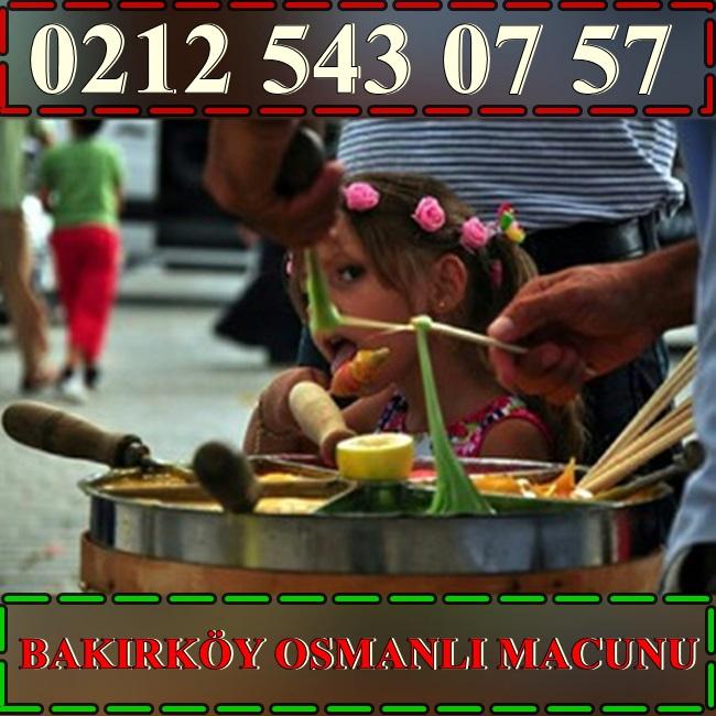 Bakırköy Osmanlı Macunu
