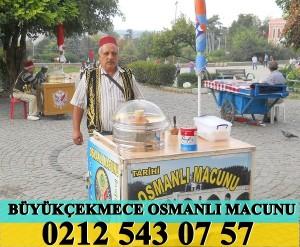 Büyükçekmece Osmanlı macunu